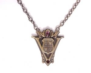Twilight New Moon VOLTURI Pendant NECKLACE family props